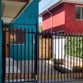 VENDIDA : Renca  Acogedora casa – Barrio consolidado
